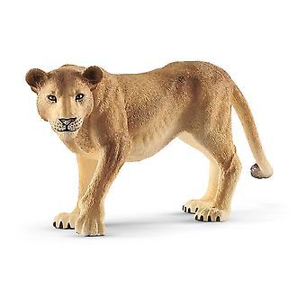 Schleich villi elämä Lioness lelu kuva (14825)