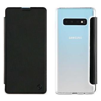 Caso para Samsung Galaxy S10 Black Folio