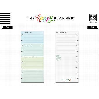 MAMBI, Happy Planner Girl The HOMEBODY Half Sheets