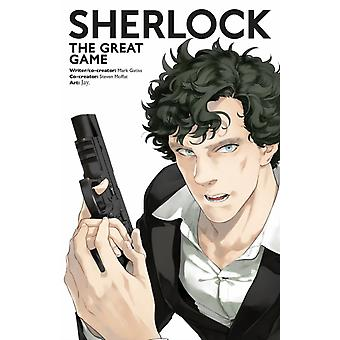 Sherlock The Great Game by Mark Gatiss