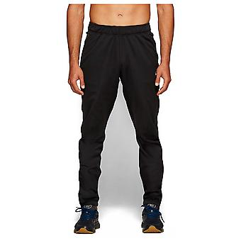 Asics Mens Winter Accelerate Jogging Pants Performance Tracksuit Bottoms