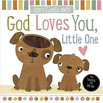 God Loves You - Little One by Sarah Vince - 9781860249617 Book