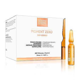 Intensive Anti-Brown Spot Concentrate Pigment Zero Martiderm (2 ml)