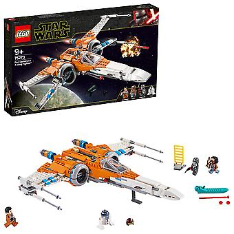 Lego 75273 Star Wars Poe Dameron ' S X-Wing Fighter
