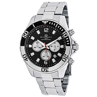 Oceanaut Men's Sevilla Black Dial Watch - OC2524
