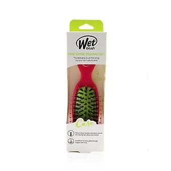 Wet Brush Mini Shine Enhancer - # Pink - 1pc