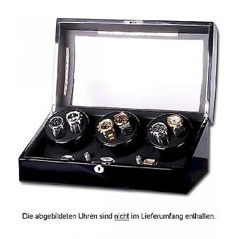 Portax Watchwinder Eleganza 6 watches piano lacquer LED 1002324008