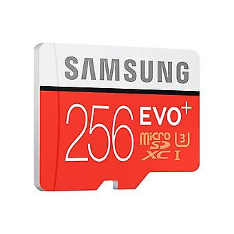 Samsung 256Gb Uhsi Plus Evo Class 10 U3 4K Without Sd Adapter