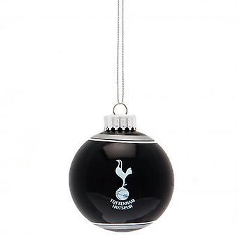 Tottenham Hotspur Glass Bauble