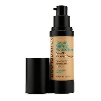 Liquid mineral foundation suntan 100047 30ml/1oz