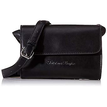 Fritzi aus PreussenHani Women's strap bag (Black)19x13.5x5.5 centimeters (W x H x L)