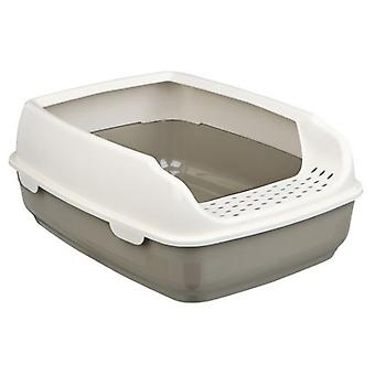 Trixie Tray With Edge Delio Taupe-Cream (Cats , Grooming & Wellbeing , Litter Trays)