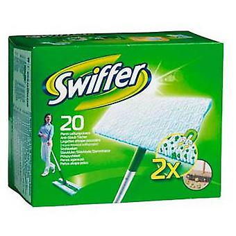 Ambipur Swiffer Refill 20 Wipes (Dogs , Grooming & Wellbeing , Cleaning & Disinfection)