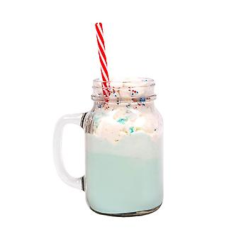 Slush Puppie Freakshake Making Cup and Syrup Gift Set - Raspberry