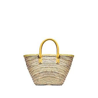 Jacquemus 201ba0720161200 Mujeres's Beige Canvas Tote