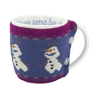 Olaf cosy tazza congelato 2 Film Novitàto Ceramica Caffè Bevande Ufficio Cucine Home
