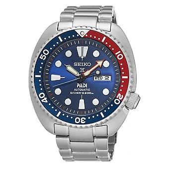 Seiko Watches Srpa21k1 Prospex Padi Blue & Silver Stainless Steel Automatic Men's Watch
