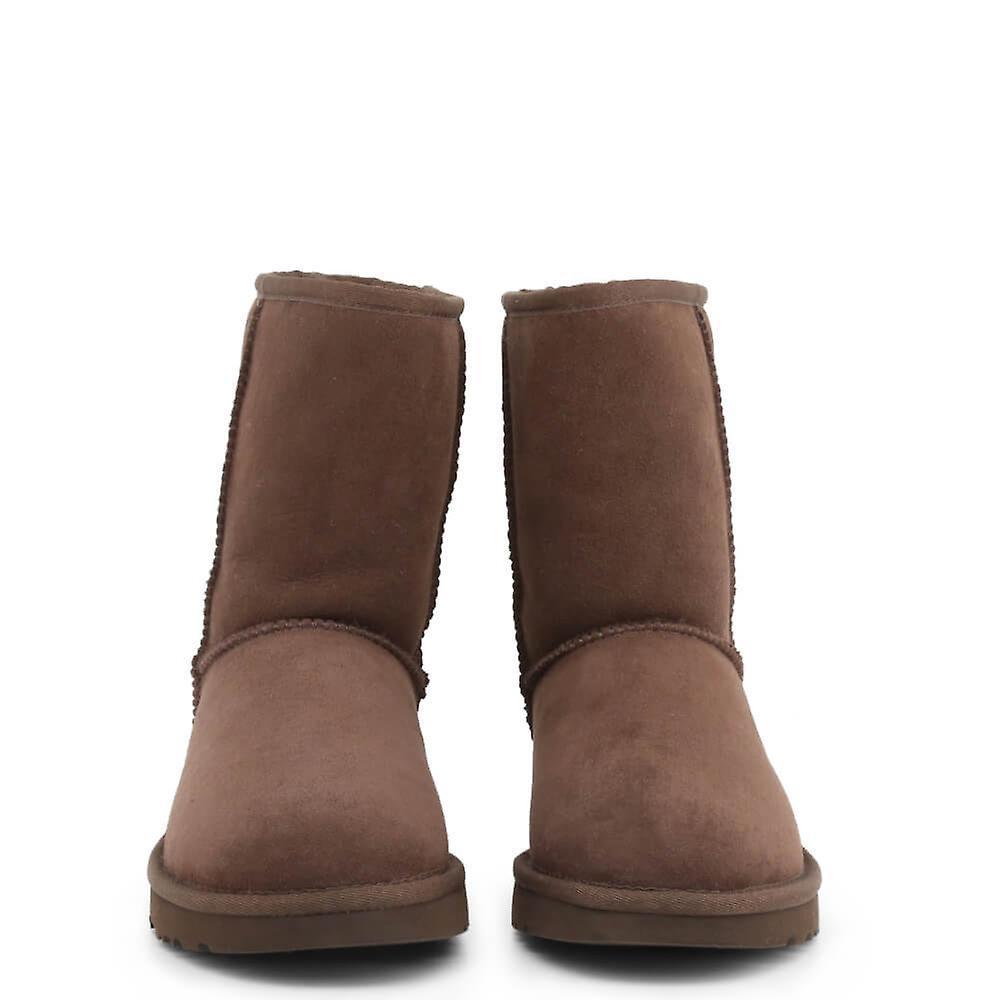UGG Original Women Fall/Winter Ankle Boot - Brown Color 36967 n9pkf