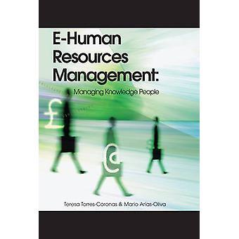EHuman Resources Management Managing Knowledge People by TorresCoronas & Teresa