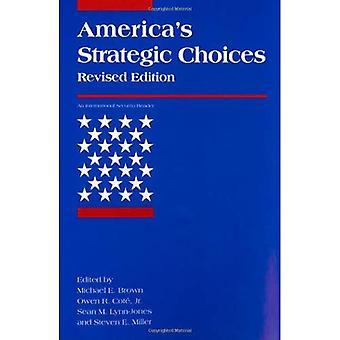 Elecciones estratégicas de Estados Unidos's