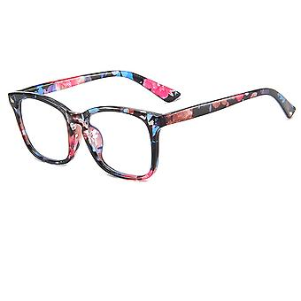 Vision flat glasses Anti-blue light frame glasses