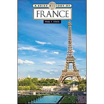 En kort historia av Frankrike av Paul F. statligt - 9780816081813 Boka