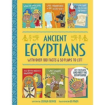 Ancient Egyptians by Joshua George - 9781789580365 Book