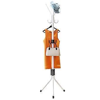 Coat rack oisture-proof rack floor-mounted triangular coat rack