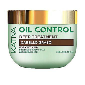 Kativa Oil Control Djup behandling 250 ml för kvinnor