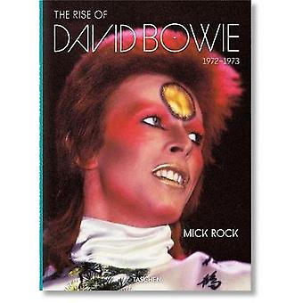 Mick Rock. the Rise of David Bowie - 1972-1973 by Barney Hoskyns - 97