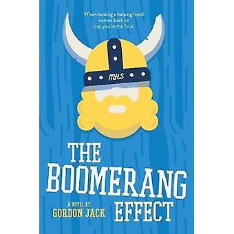 Boomerang Vaikutus Gordon Jack - 9780062399403 Kirja
