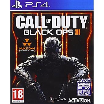 Call of Duty Black Ops 3 avec Nuketown DLC (PS4) - Nouveau