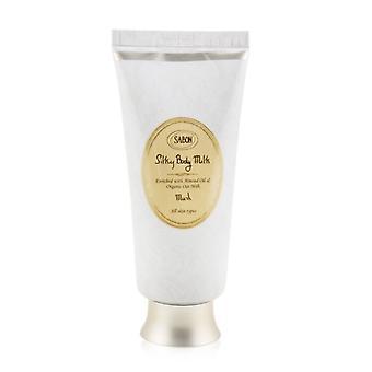 Sabon Silky Body Milk - Musk - 200ml/7oz