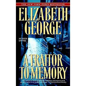 A Traitor to Memory by Elizabeth A George - 9780553386011 Book