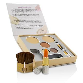 Pure & simple makeup kit   # medium light -