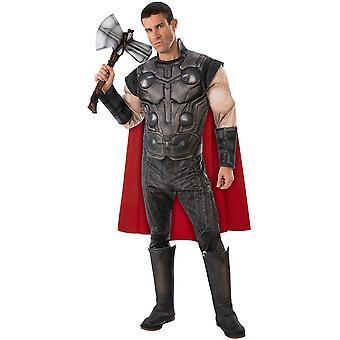 Men Thor Costume - The Avengers