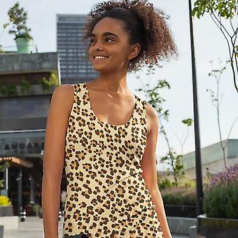 Vestido Slim Fit | Leopardo