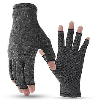 Anti arthritis pain relief finger compression gloves - 1pair