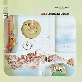 Thelonious Monk - Straight No Chaser [CD] USA import