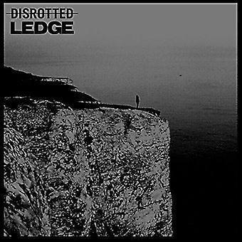 Ledge / Disrotted - Ledge / Disrotted [Vinyl] USA import
