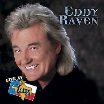 Eddy Raven - Live at Billy Bob's Texas [CD] USA import