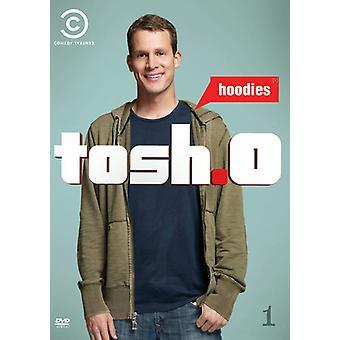 Tosh.O: Hoodies [DVD] USA import