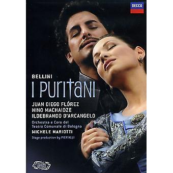 V. Bellini - I Puritani [DVD] USA import