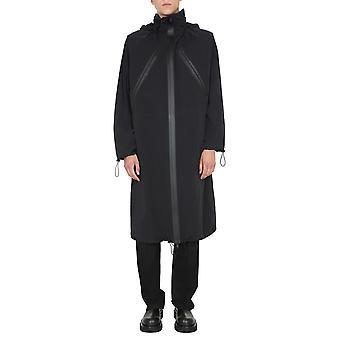 Bottega Veneta 634094vkv201000 Men's Zwart Nylon Bovenkleding Jas