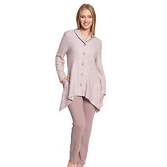 Féraud High Class 3201223-11578 Women's Dark Rose Loungewear Set