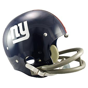 Riddell TK Replica Football Helmet - New York Giants 1961-74