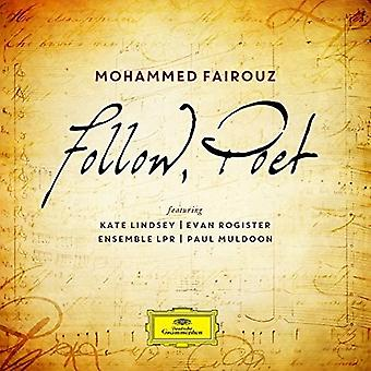 Mohammed Fairouz - Follow Poet [CD] USA import