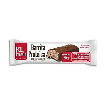 Choco Mousse protein bar 1 bar of 35g