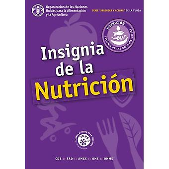 Insignia de la Nutricion by Food and Agriculture Organization of the United Nations