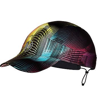 Buff Unisex Reflective Grace Adjustable Packable Running Baseball Cap Hat Multi